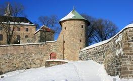 Vieille forteresse Photos stock
