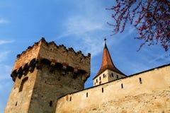 Vieille forteresse Images libres de droits