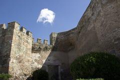 Vieille forteresse ? Salonique image stock