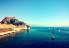 Vieille forteresse vénitienne photos libres de droits