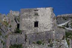 Vieille fortification Images libres de droits
