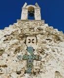 Vieille église orthodoxe grecque Images stock