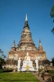 Vieille grande pagoda Photographie stock