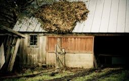 Vieille grange Images libres de droits