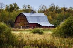 Vieille grange - 1 Photos libres de droits