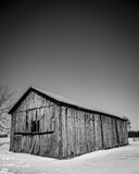Vieille grange Photo libre de droits