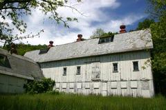 Vieille grange - abandonnée Images stock