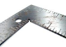 Vieille grille de tabulation Image libre de droits
