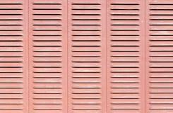 Vieille grille en métal Images stock