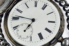 Vieille horloge Photo stock