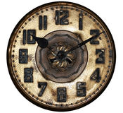 Vieille horloge Photo libre de droits