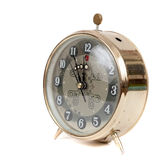 Vieille horloge Photographie stock