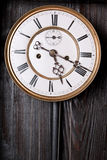 Vieille horloge. Images stock