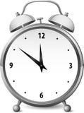 Vieille horloge d'alarme Image libre de droits