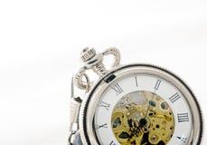 Vieille horloge de cru Photos libres de droits