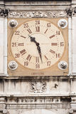 Vieille horloge de tour Photo stock