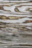 Vieille image en bois de verticale de conseil Images stock