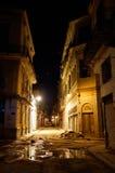 Vieille La Havane, Cuba Images libres de droits