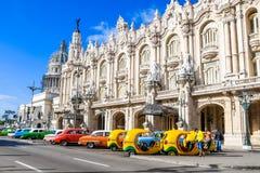 Vieille la Havane mythique image stock