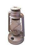 Vieille lampe à pétrole Photo stock