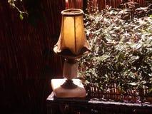 Vieille lampe image libre de droits