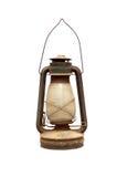 Vieille lampe de kérosène Photos libres de droits