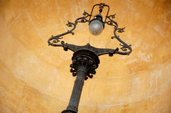 Vieille lampe, Teatro Massimo [03] Images stock