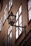 Vieille lanterne classique Photo stock