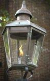 Vieille lanterne de gaz Images stock