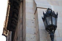 Vieille lanterne, Espagne photos stock