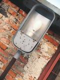 Vieille lanterne rouillée Image stock