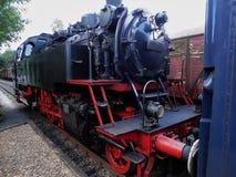 Vieille locomotive ? vapeur photo libre de droits