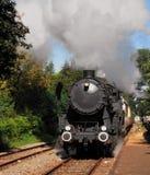 Vieille locomotive ? vapeur images stock