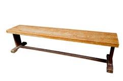 vieille chaise en bois de vintage d 39 isolement sur le fond blanc photo stock image du grunge. Black Bedroom Furniture Sets. Home Design Ideas