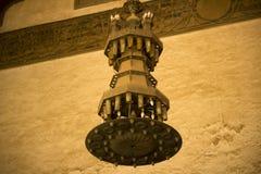 Vieille lumière Image stock