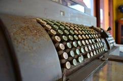 Vieille machine à écrire Image stock
