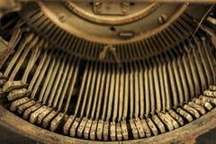 Vieille machine Images libres de droits
