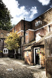 Vieille maison à Salisbury photographie stock
