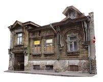 Vieille maison à vendre photos stock