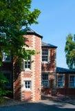 Vieille maison écossaise Photographie stock