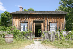 Vieille maison photos stock