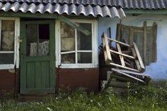 Vieille maison Photos libres de droits
