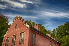 Vieille maison Photographie stock libre de droits