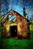 Vieille maison 3 Photos libres de droits