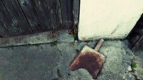 Vieille maison photo stock