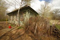 Vieille maison abandonnée Photos libres de droits