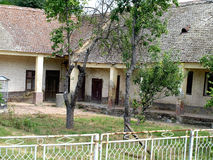 Vieille maison abandonnée Image libre de droits