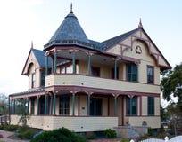 Vieille maison d'héritage image libre de droits