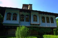 Vieille maison dans Etar, Bulgarie Photos libres de droits