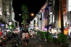 Vieille maison dans Kuta, Bali Photo libre de droits